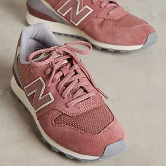 73a21b56cd54 44% off New Balance Shoes - Pink New Balance Sneakers from Carrie s closet  on Poshmark